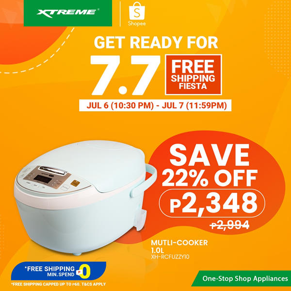 Latest Appliances from XTREME to Gear Your Home this New Normal