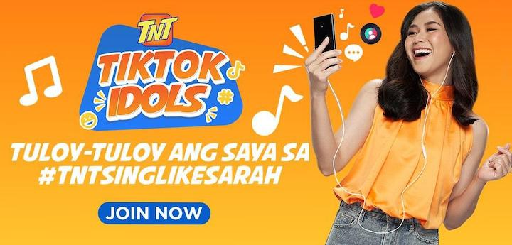 Get a Chance to Win TNT Giga Stories 499 and a Special shoutout from Sarah G!