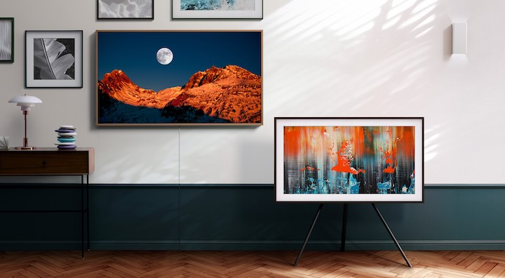 The Frame: Samsung Brings Together TV Experience and Art Appreciation