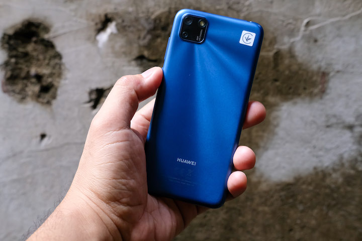 HUAWEI Y5P Review