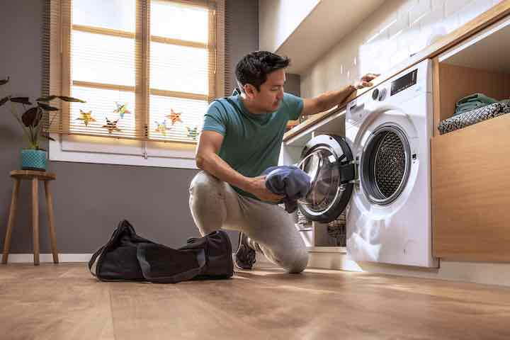 Safe and Clean Laundry Using Beko Hygiene+ Washing Machine
