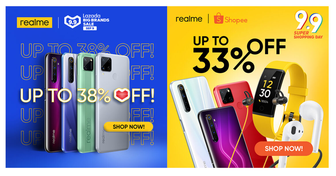 "Say ""Salamat, Shopee"" with these Super Shopee 9.9 Offers"