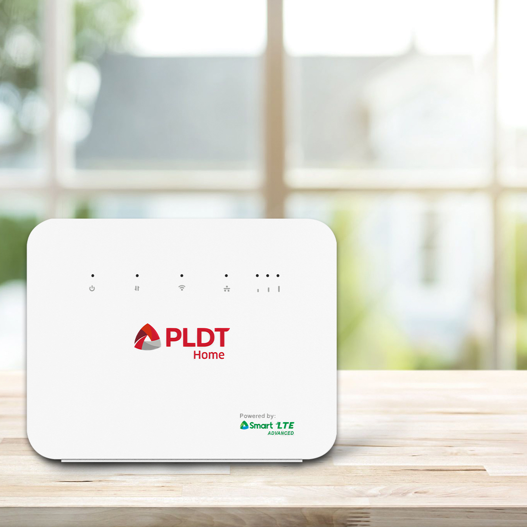 PLDT Home Wifi Prepaid Advance now available at Php 1995