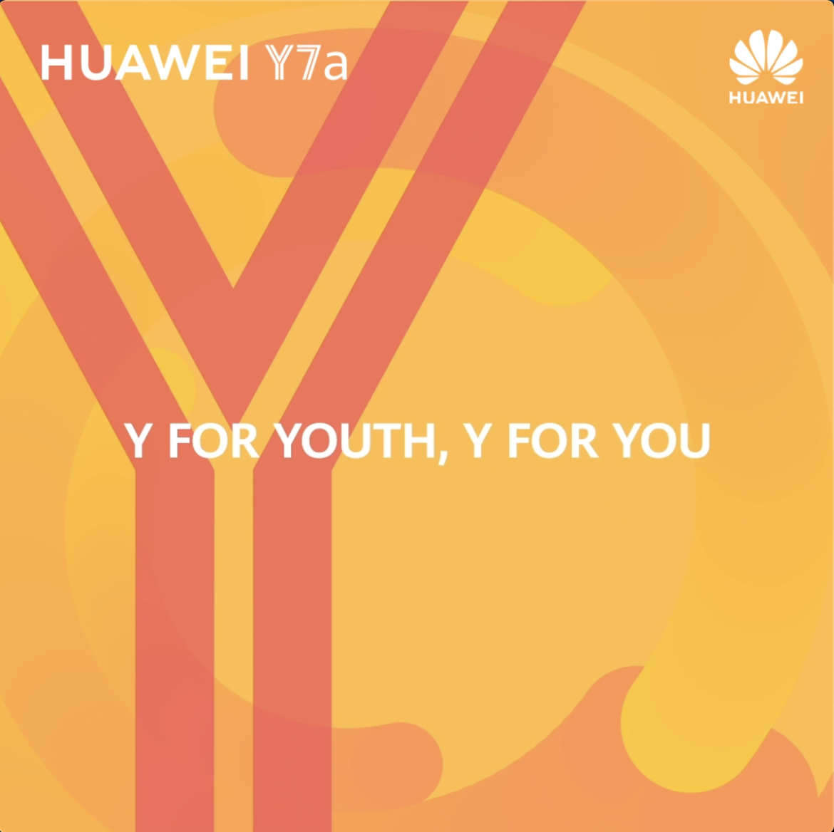 Huawei's New Y Series Smartphone Radiates Youthful Energy with Brand Refresh