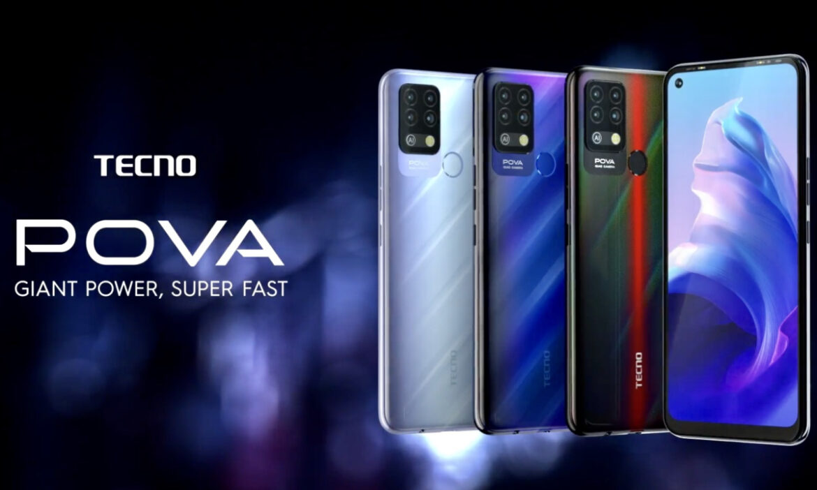 7 Must-see Features of the Awesome New TECNO POVA