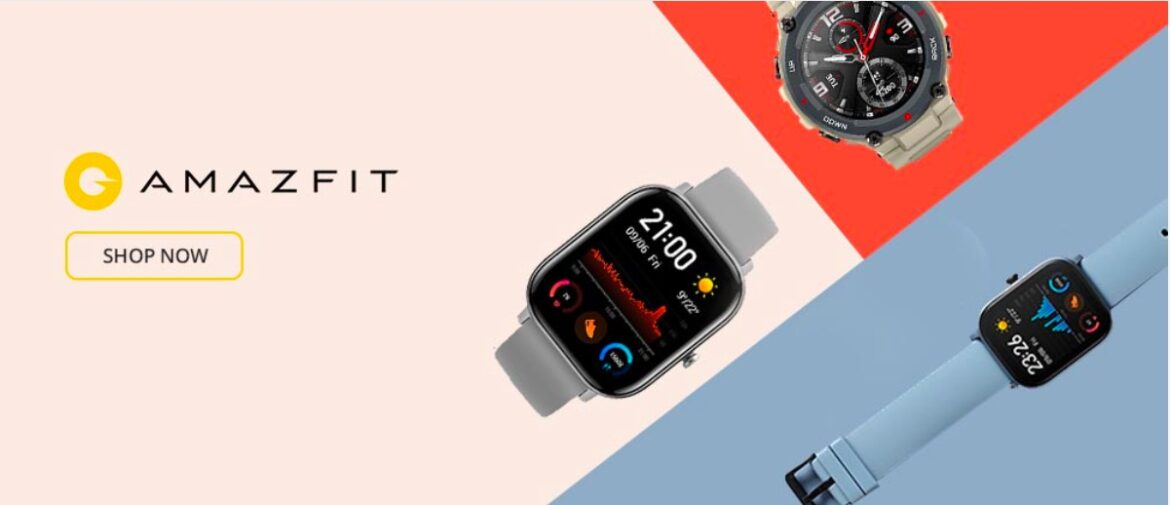 Amazfit Neo Launches Exclusively at Amazfit Shoppee Offial Store