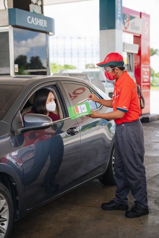 Caltex Partners with PayMaya for Safer Cashless Payments amid COVID-19 Pandemic