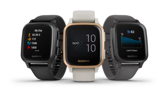 Garmin Venu SQ Launched Exclusively in Shopee