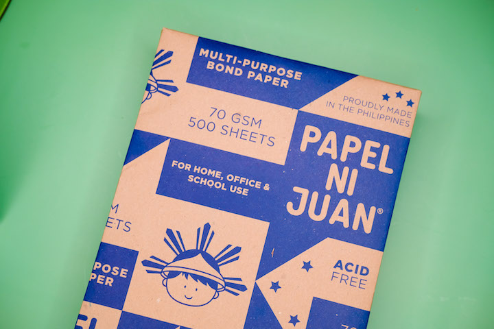 Papel ni Juan Helps Public School Students Through Affordable Paper