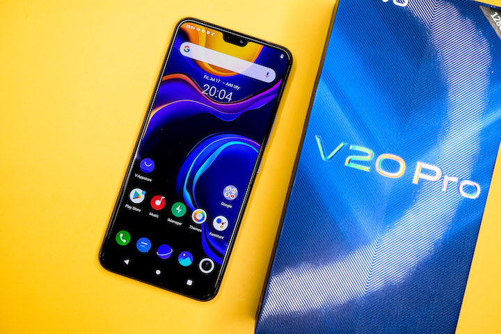 Vivo V20 Pro – Beauty with a Purpose
