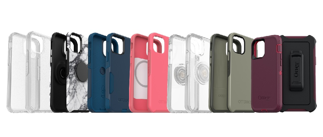 OtterBox Announces Full Line of Cases for the iPhone 12