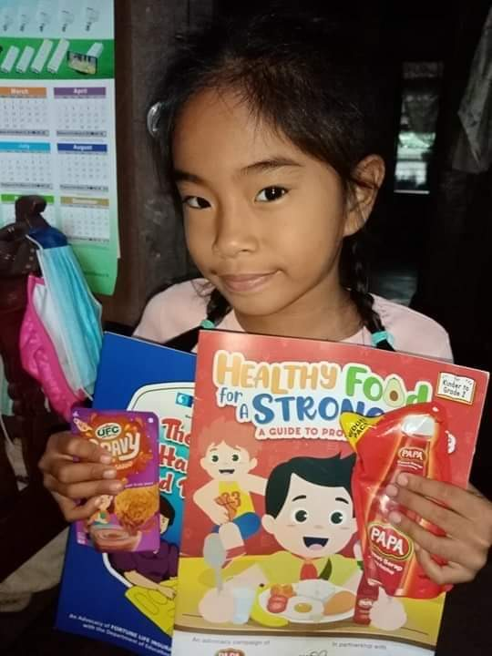 NutriAsia and Papa Team up with DepEd for Kid's Nutrition