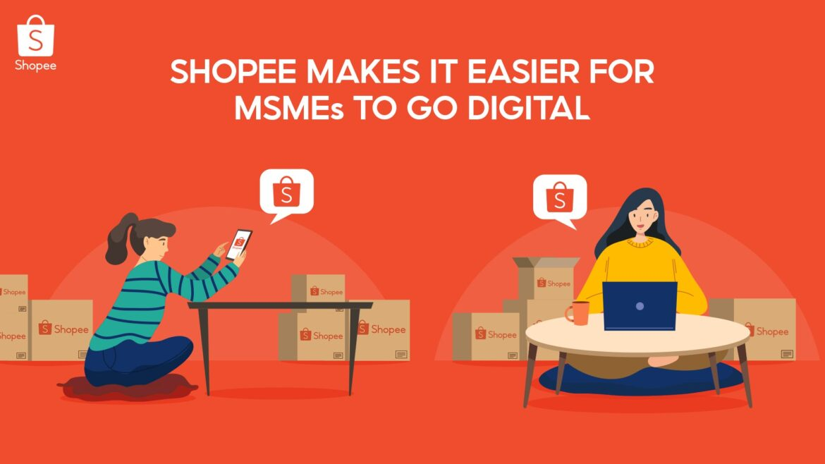 Shopee Help MSMEs Embrace digital Transactions