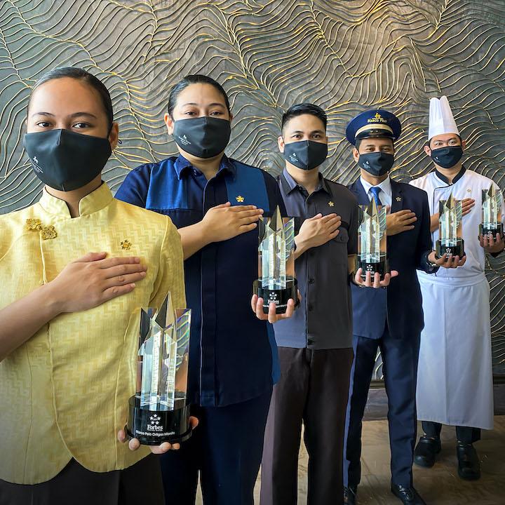 Marco Polo Ortigas, Manila receives Fifth Five-Star  Hotel Award