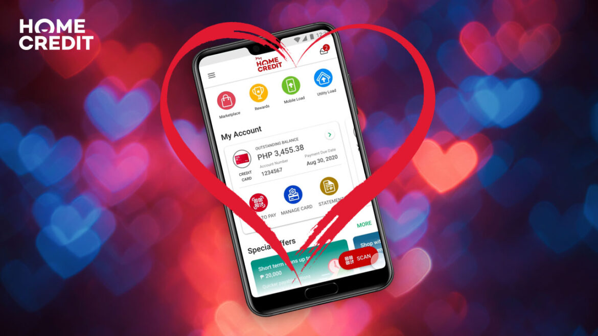 5 Reasons to Fall in Love with the My Home Credit App