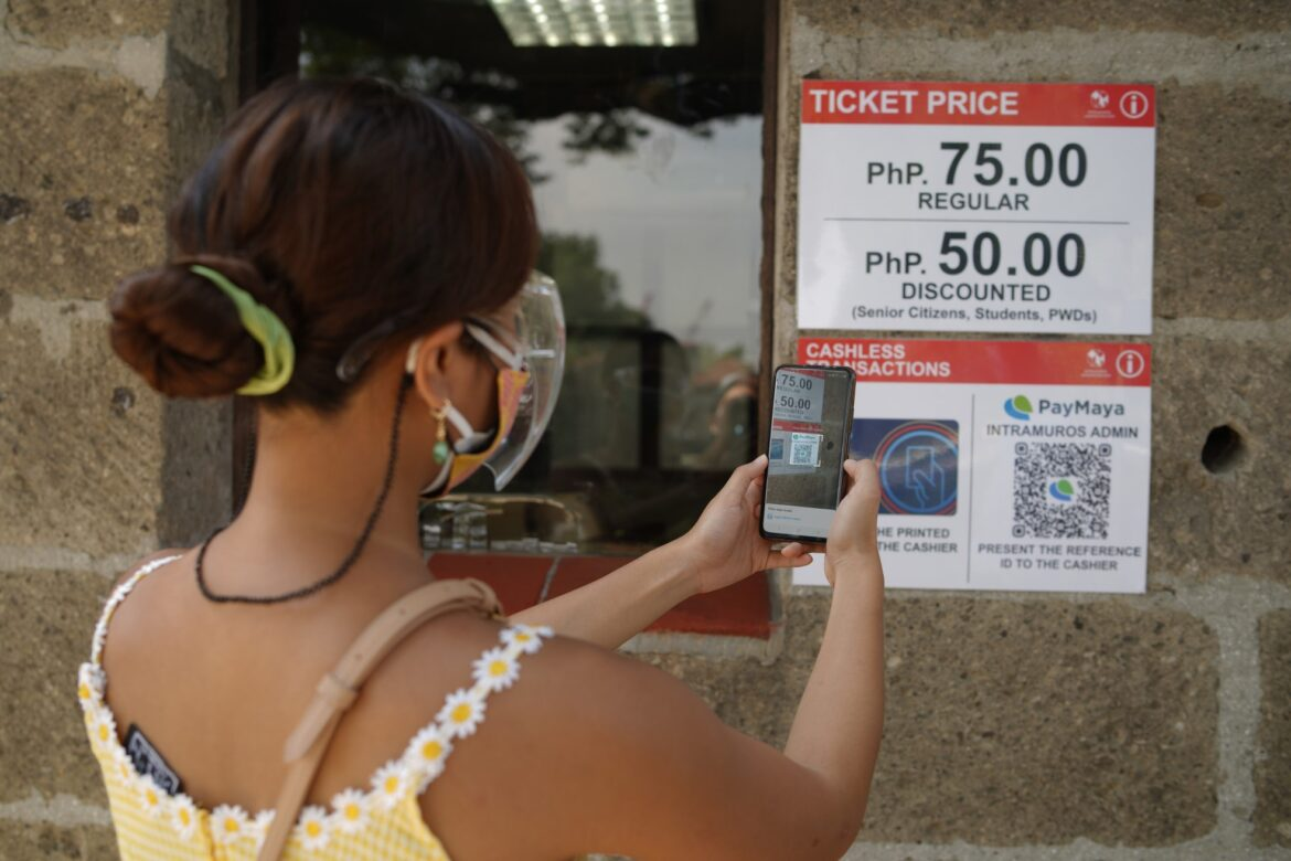 DOT, Intramuros Tap PayMaya to Enable Safe Re-opening of Museums