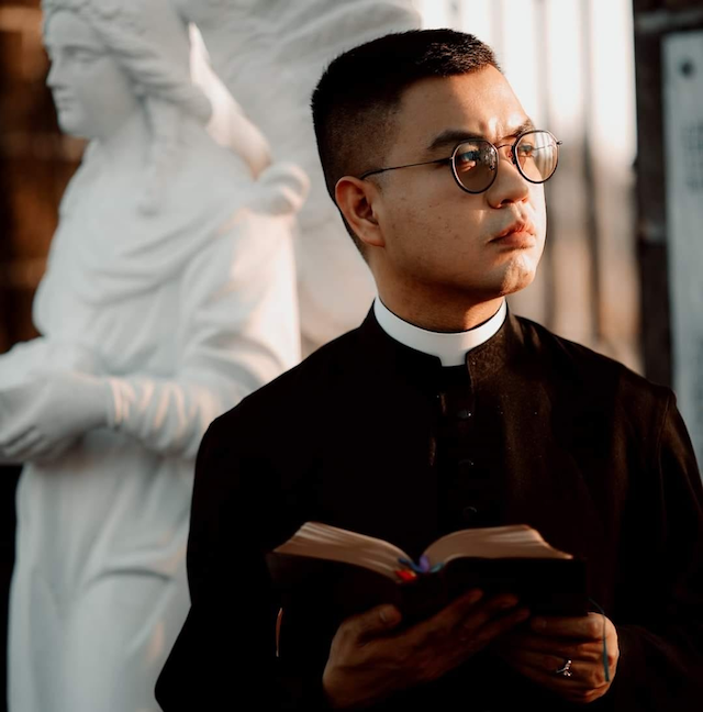 Fr. Fiel Pareja Found a New Way to Inspire Others Through TikTok