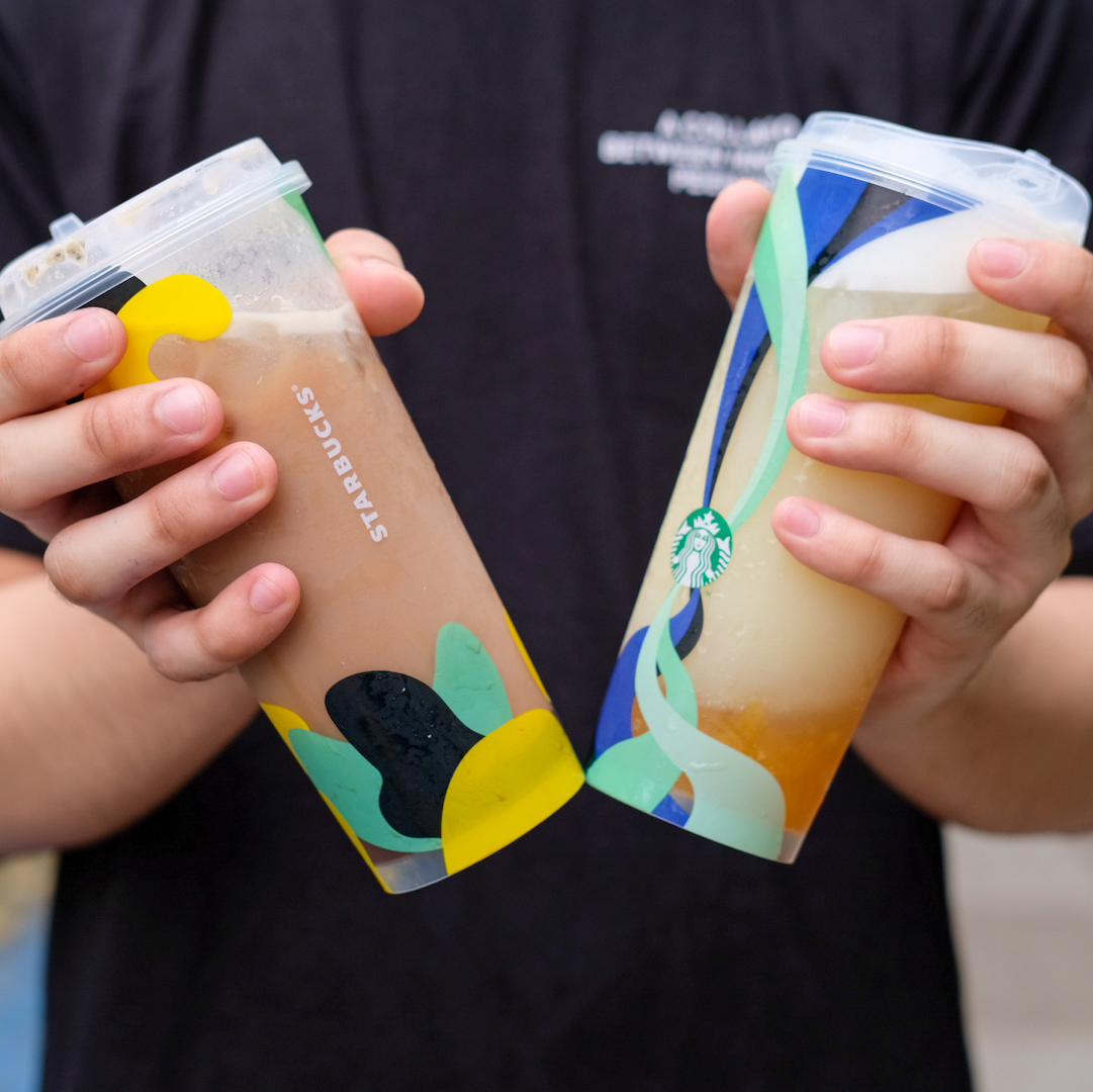 Say Hello to Summer with New Beverages and More from Starbucks