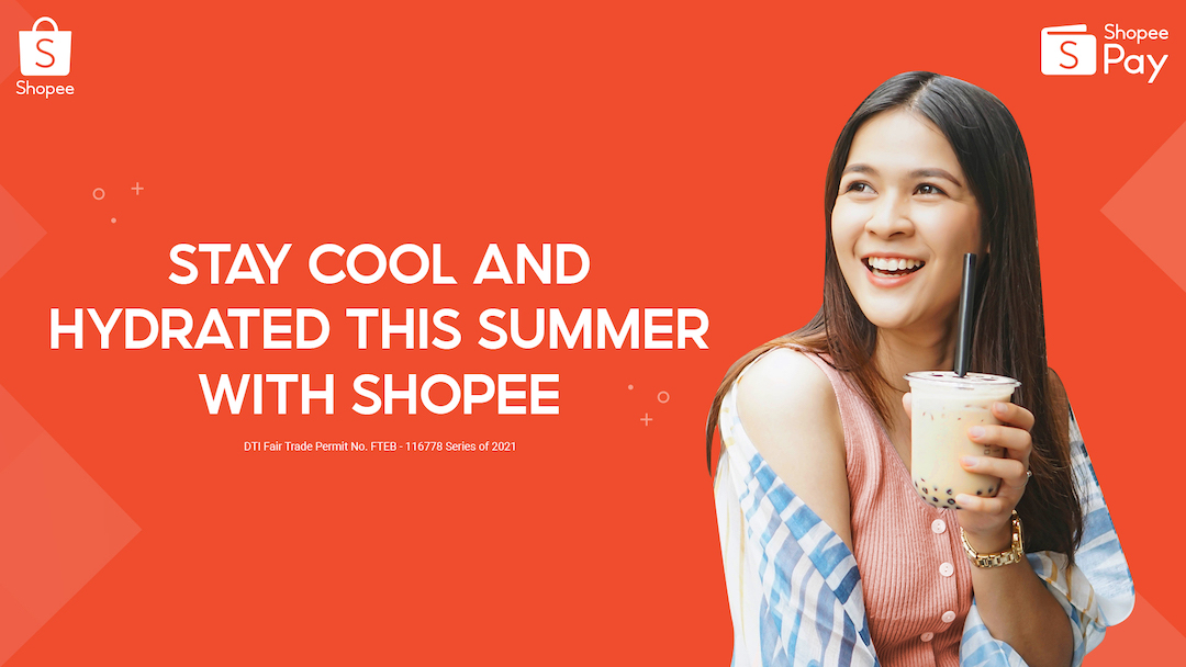 Five Fun Ways to Beat the Heat this Summer with ShopeePay
