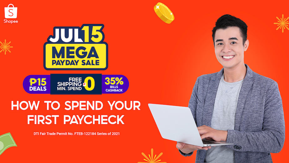 Shopee 7.15 Mega Payday Sale Work Must Haves