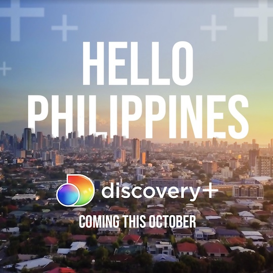 discovery+ Launches in the Philippines with Exclusive Globe Partnership