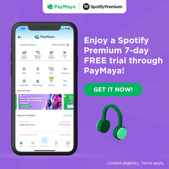 Discover what Kind of Spotify Listener You are on PayMaya