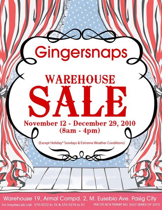 Pasig Christmas Sale and Bazaars