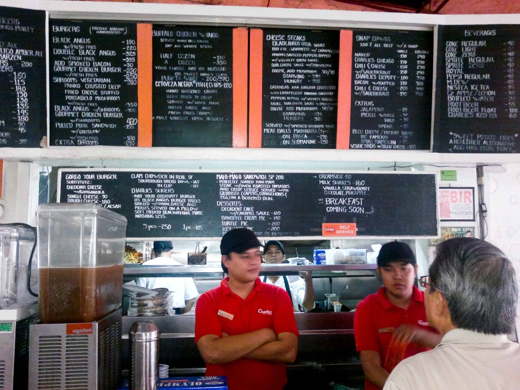 Charlie's Burger – Handcrafted Burgers