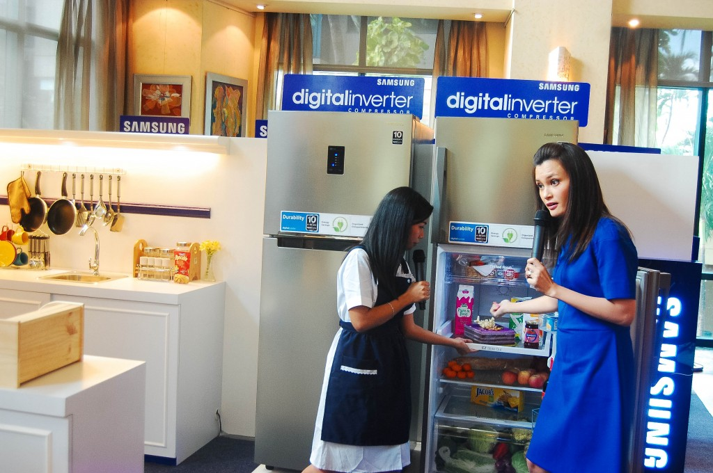 Samsung Refrigerators – Technology, Practicality and Style