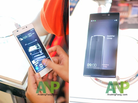 The World's Slimmest Phone – Gionee ELIFE S5.5