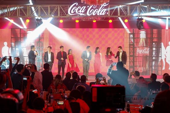 Coca-Cola Wants You To Taste The Feeling
