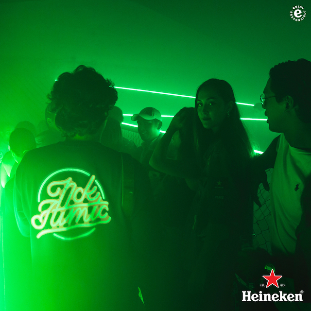 Manila Just Got Cooler with  the New Heineken Extra Cold