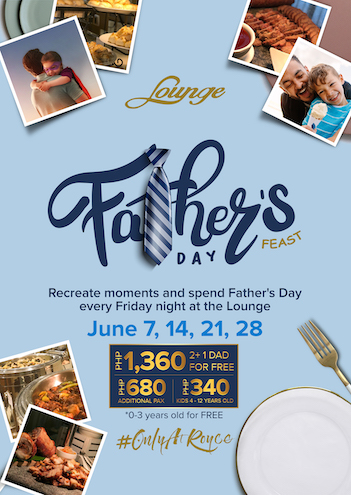 Royce Hotel Honors Father Figure 2.0