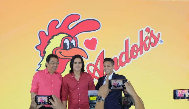 Andok's Spicy Dokito, New Ambassador Make Things Even Hotter