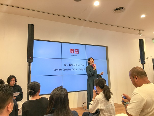 UNIQLO Celebrates the First Anniversary of Manila Global Flagship Store