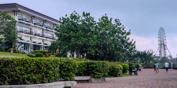 Moments are for Always at Taal Vista Hotel in Tagaytay