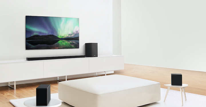 LG's New Soundbar Lineup Brings Premium Audio Experience