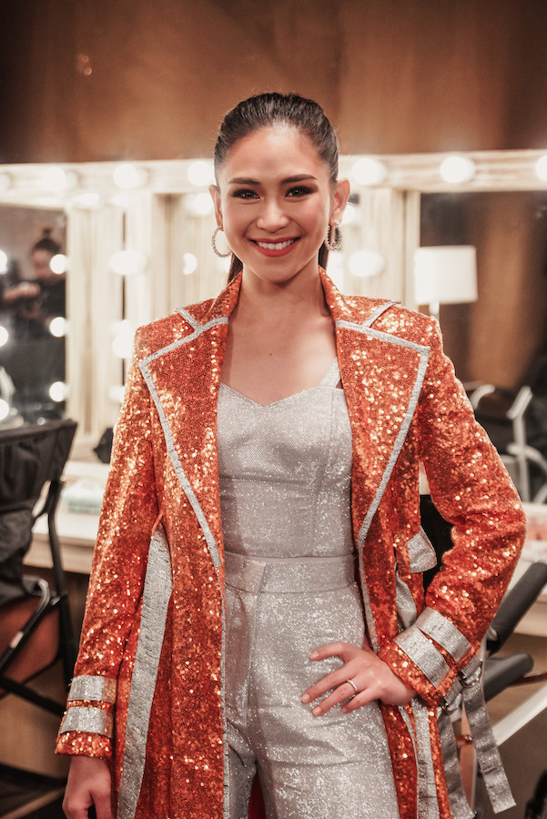 TNT Launches Its Newest Endorser, Sarah Geronimo-Guidicelli