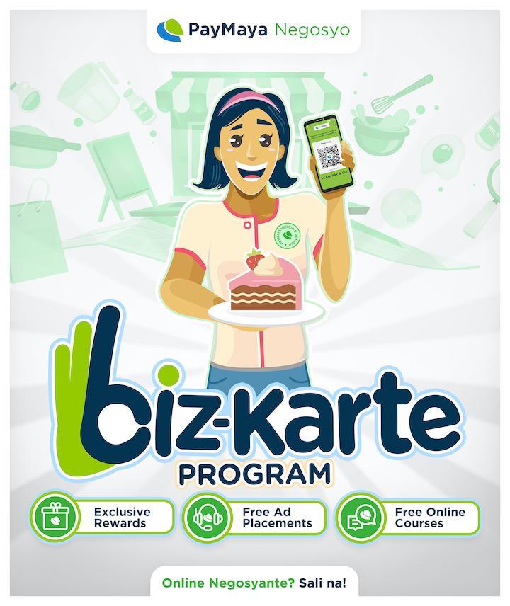 PayMaya Negosyo's 'Bizkarte' Program MSME Growth and Recovery