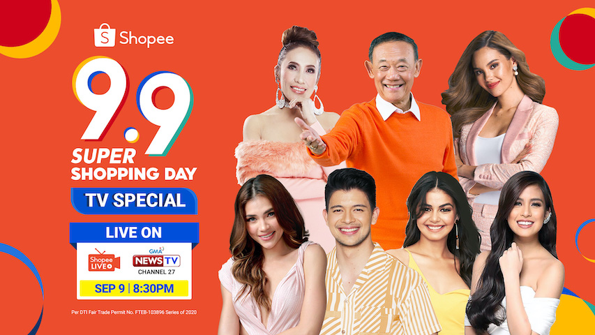 Over Php 4.7M in Prizes on Shopee 9.9 Super Shopping Day!