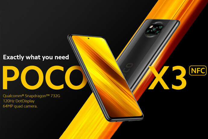 Xiaomi POCO X3 Launched During Shopee 9.9 Super Shopping Day