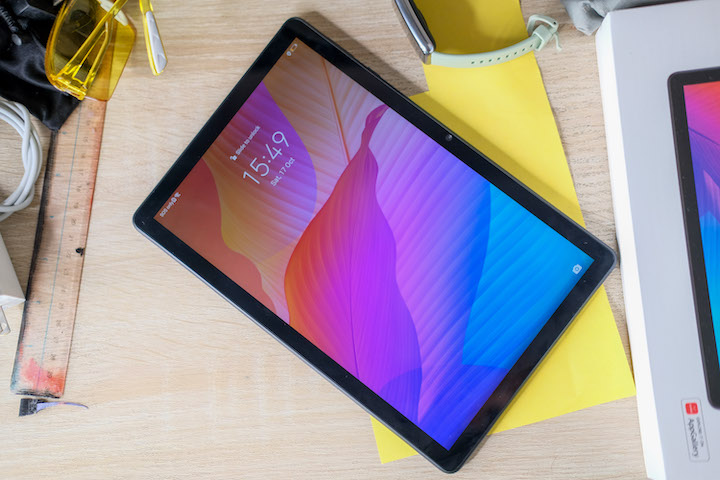 Huawei MatePad T10s Unboxing