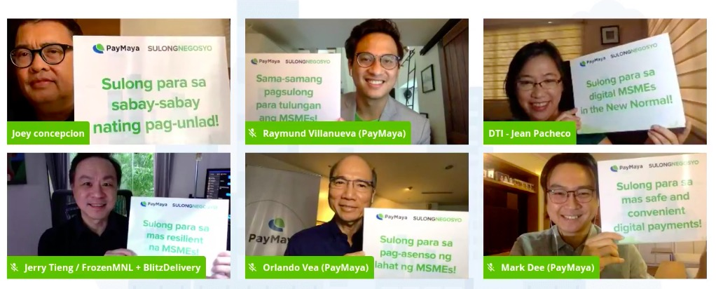 PayMaya's 'Sulong Negosyo' Program to Benefit MSMEs Nationwide
