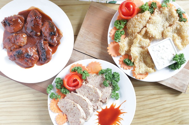 Enjoy Noche Buena with Your loved ones with Lemon Grass Meals