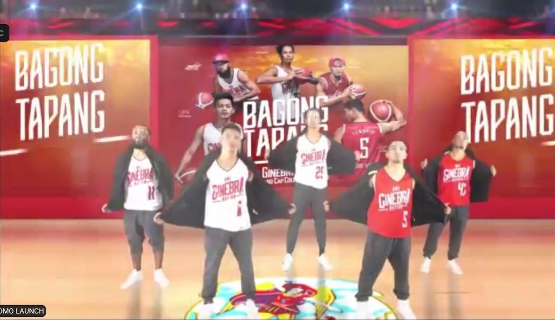 Ginebra San Miguel Gives Back Through 'Bagong Tapang Jersey Promo'