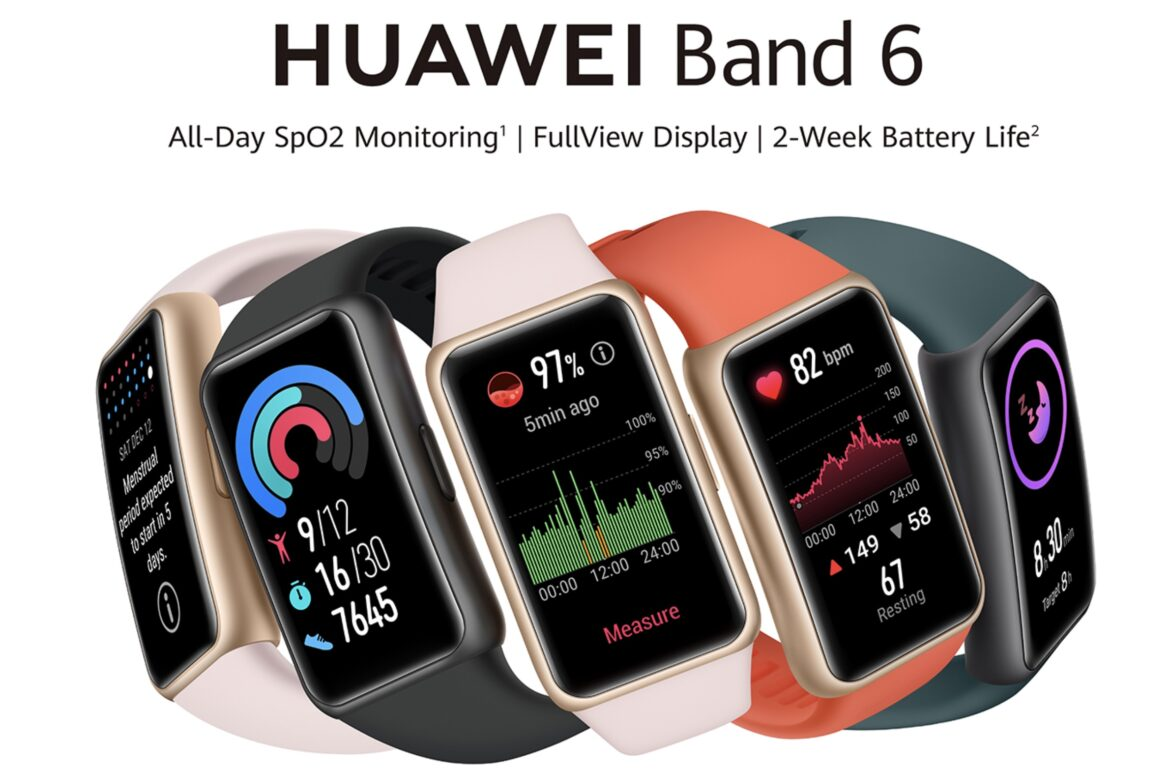 Add Flair to Your Work Out Routine with Huawei Band 6 and Huawei Health App