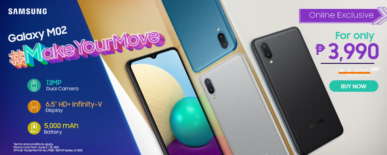 #MakeYourMove on the Newest Galaxy M-Series Smartphones