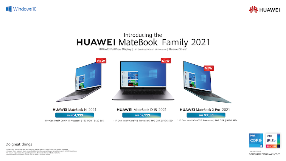 Improve Student Learning with 2021 Huawei MateBook Laptops