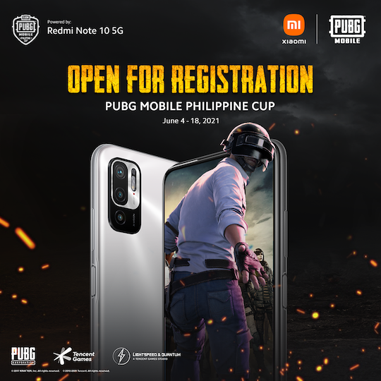 PUBG Mobile Philippine Cup is Now Open for Registration