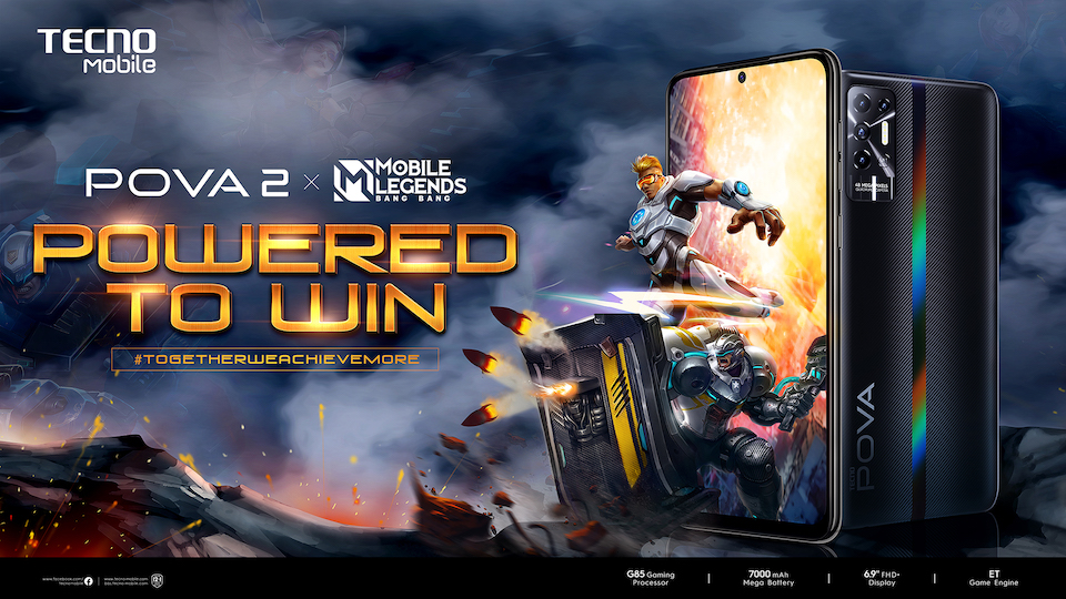 TECNO Mobile's Gaming Live Stream Delivers Power-Packed Fun and Prizes